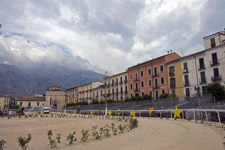 que ver en Sulmona