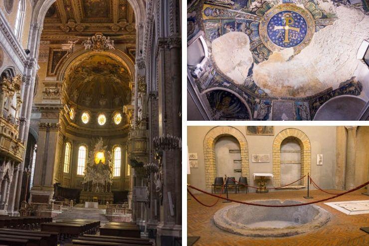 Visitar la Catedral de Nápoles