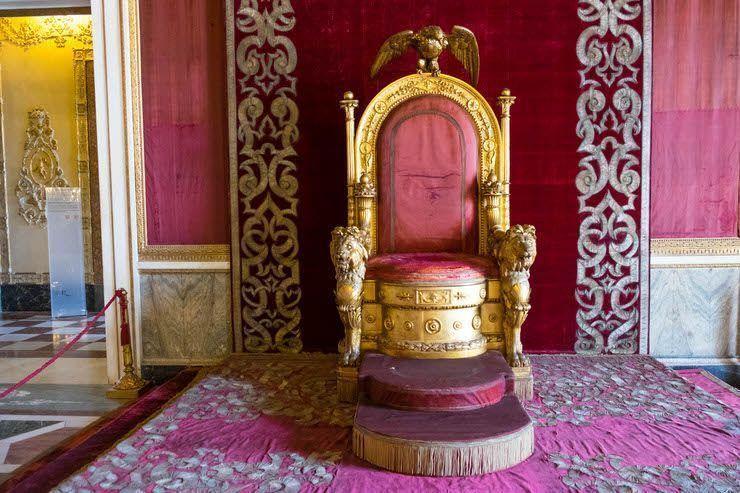 Visitar el Palacio real de Nápoles