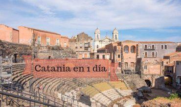 Catania en un día