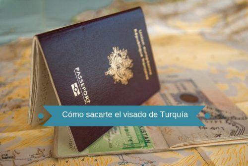 sacar el visado de Turquía