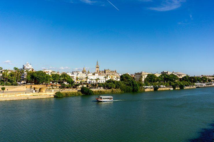 alrededores de Sevilla