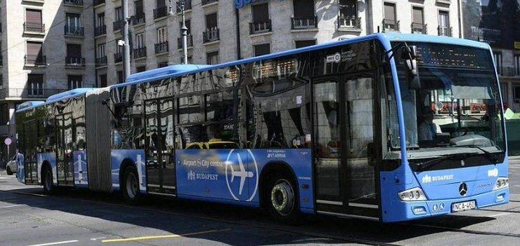 Llegar a Budapest en bus