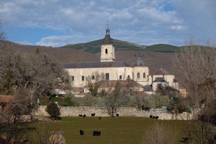 Monasterio del Paular en Rascafría
