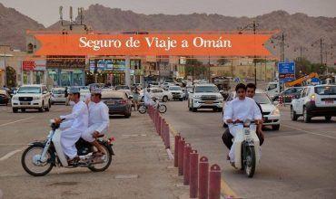 Seguro de viaje a Omán