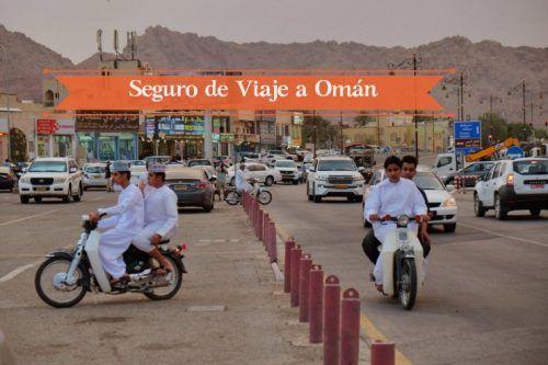 mejor seguro de viaje a Omán