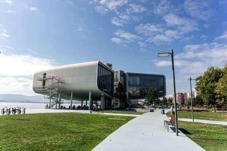Que ver en Santander, Centro Botín