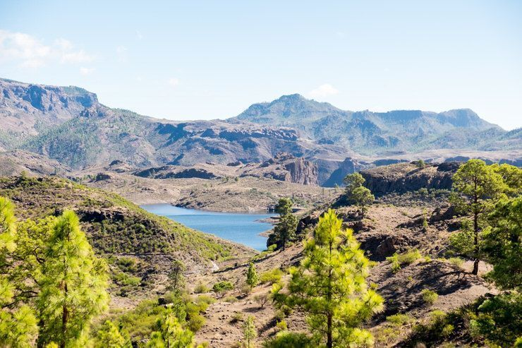 Trekking por Gran Canaria