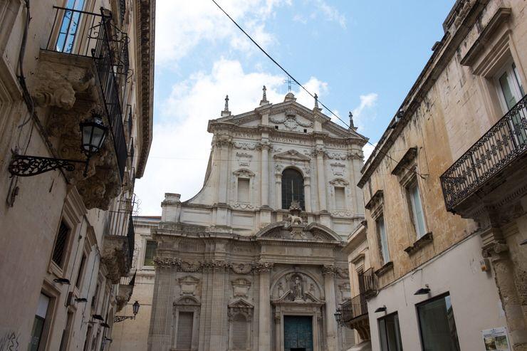iglesias de Lecce