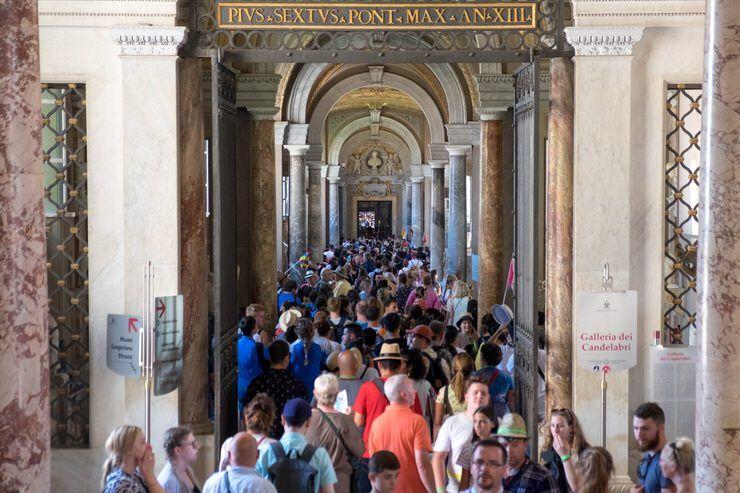 visitar el vaticano sin colas