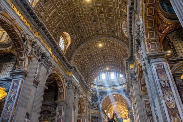 basílica de san pedro entradas