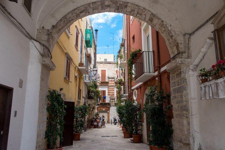 centro de Bari