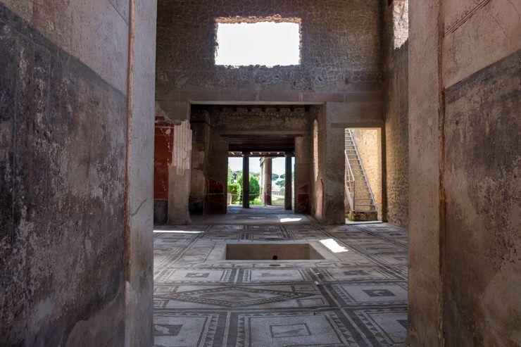 que hacer en Pompeya