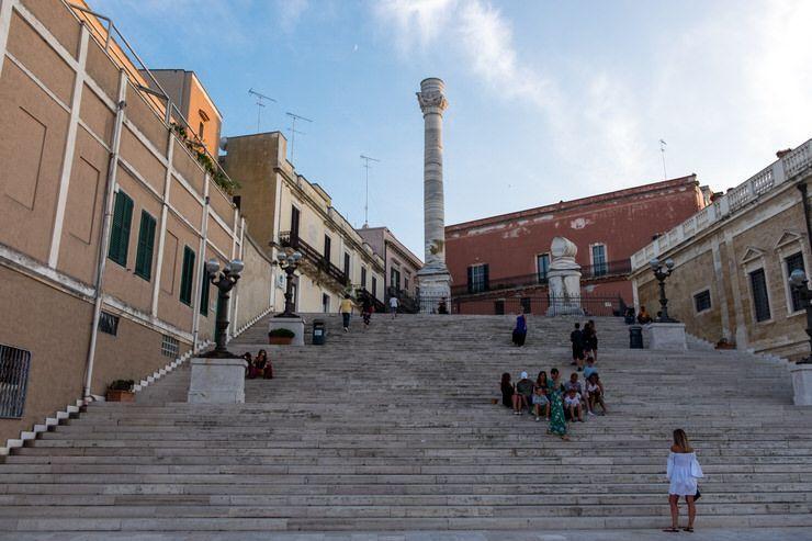 Columna Romana de Brindisi