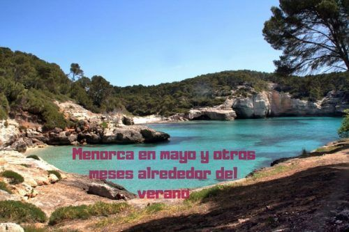 Menorca en mayo