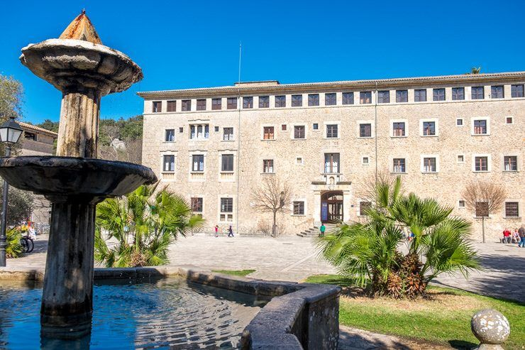 Monasterio del Lluc