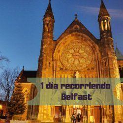 Belfast en un día