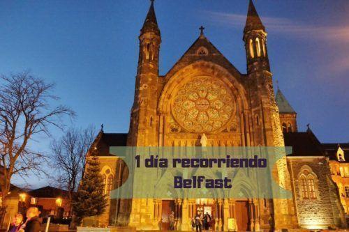 Belfast en un día, curiosidades de la ciudad
