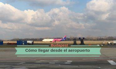 Budapest desde Aeropuerto