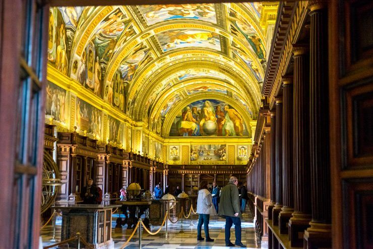 Biblioteca de El Escorial