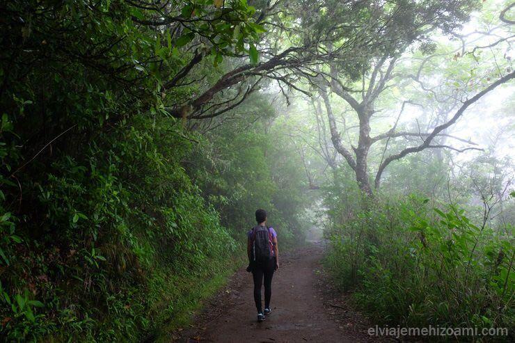 trekking por Madeira