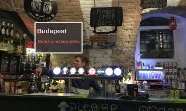 comer en Budapest