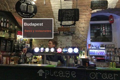 comida típica de Budapest