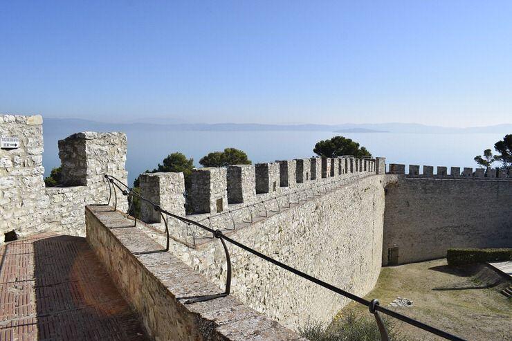 Castilo de Castiglione del Lago