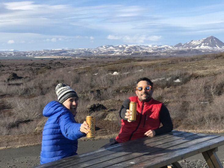 cerveza islandesa