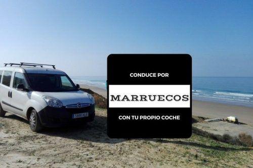 Conducir por Marruecos