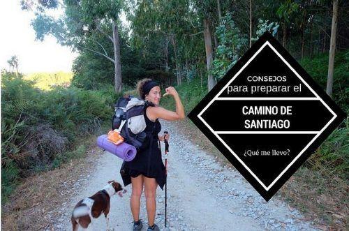 Consejos para hacer el Camino de Santiago: qué me llevo