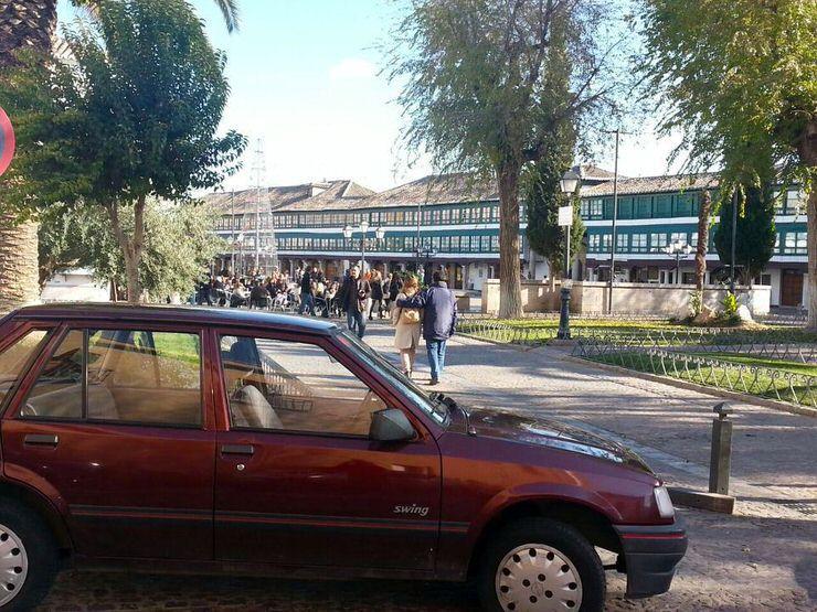 Corsa en Almagro
