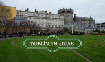 Dublín en dos días