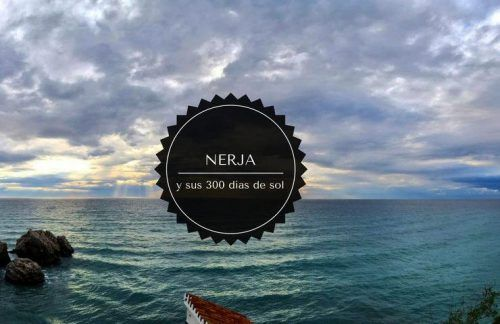 El mediterráneo en Nerja