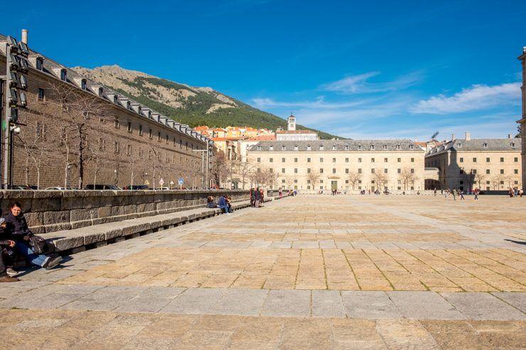 Visitar El Escorial y el Valle de los Caídos