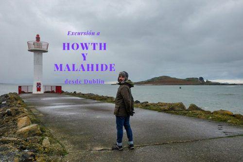 Sal un poco de Dublín y conoce Howck y Malahide