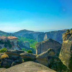 que ver en Meteora