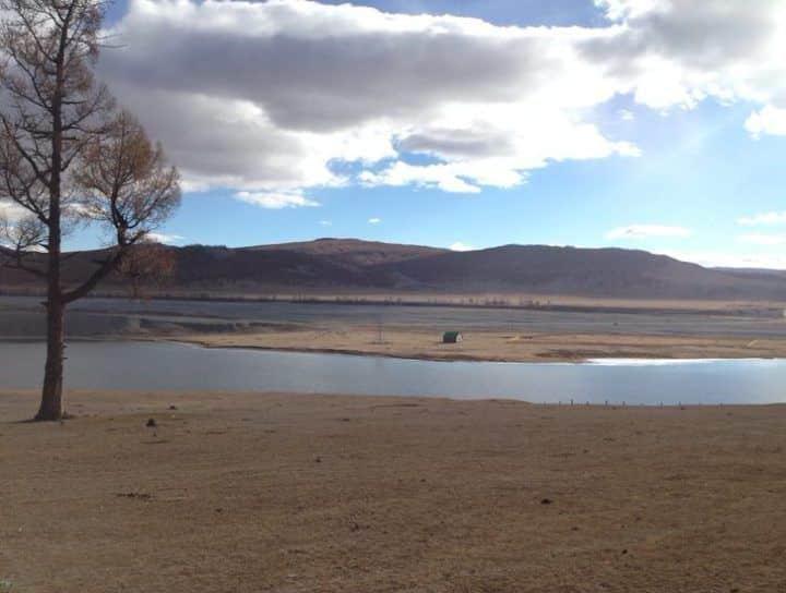 El lago Khövsgol