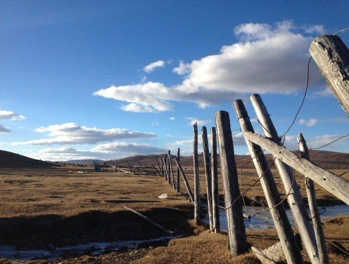 Estampas típicas de Mongolia