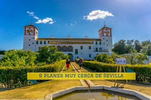 planes cerca Sevilla