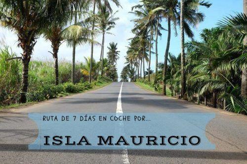 ruta por Mauricio