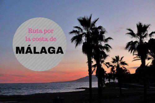 ruta costa Málaga