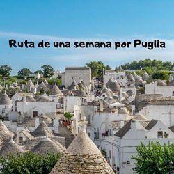 ruta por Puglia