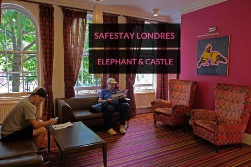 Alojamiento barato en Londres: el Safestay Elephant & Castle