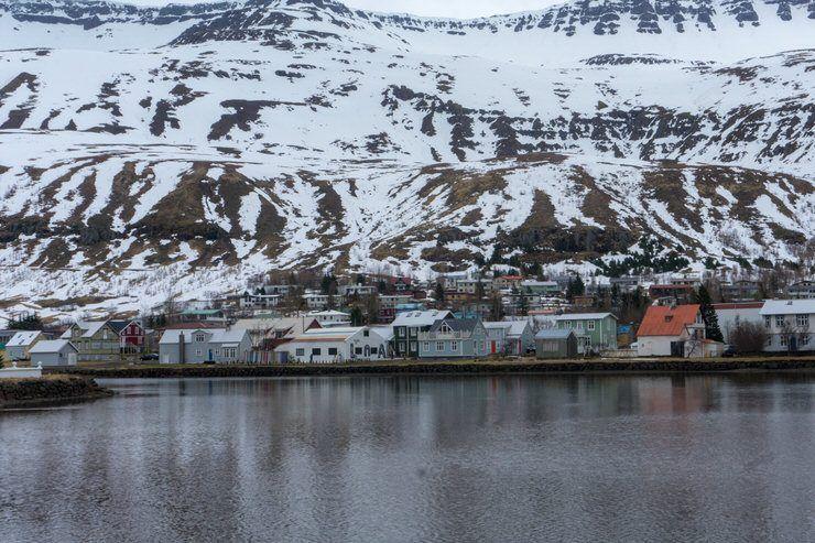 pueblos bonitos de Islandia