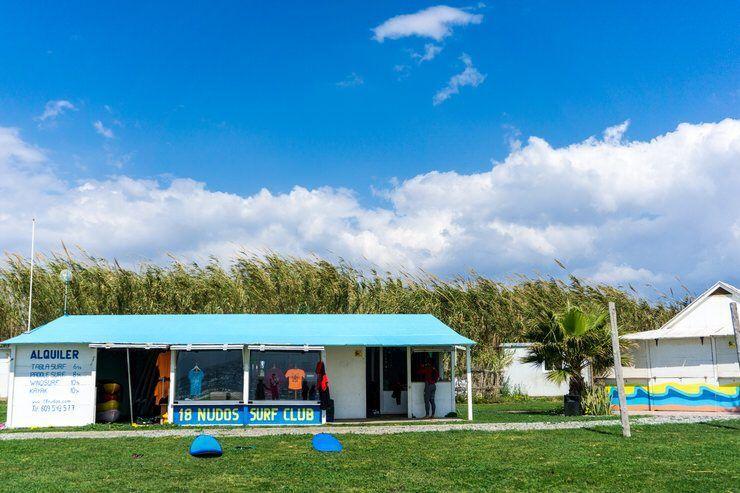 playa de Punta del Río