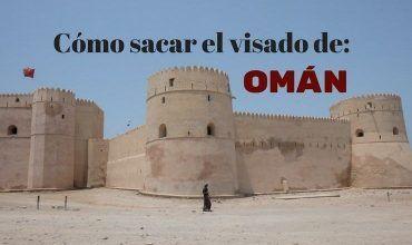 Visado de Omán