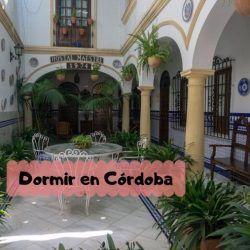 Dormir en Córdoba