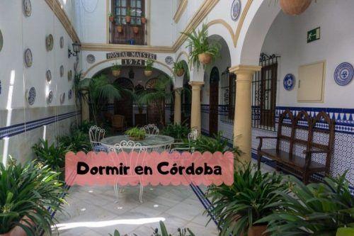 Hoteles de Córdoba