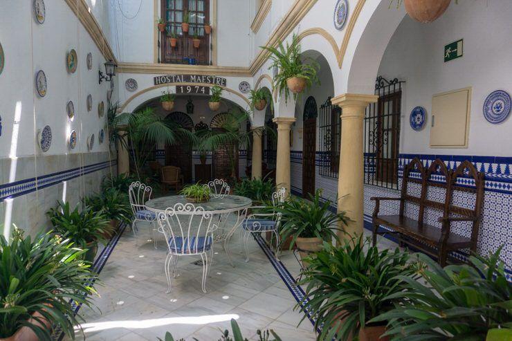 Hostal barato en Córdoba